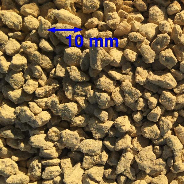 10mm Clean Magnesium Limestone