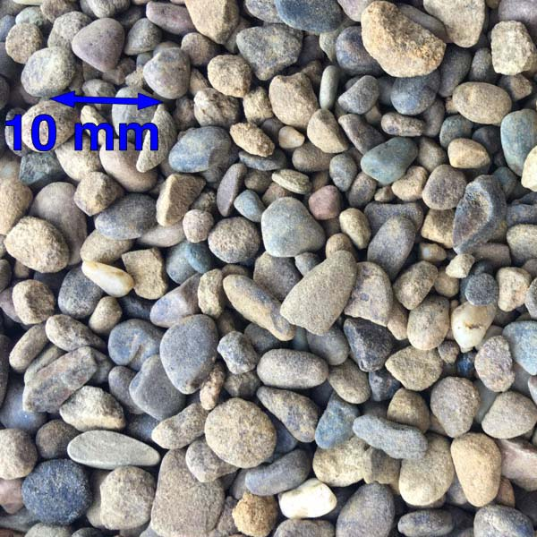 10mm Washed Gravel