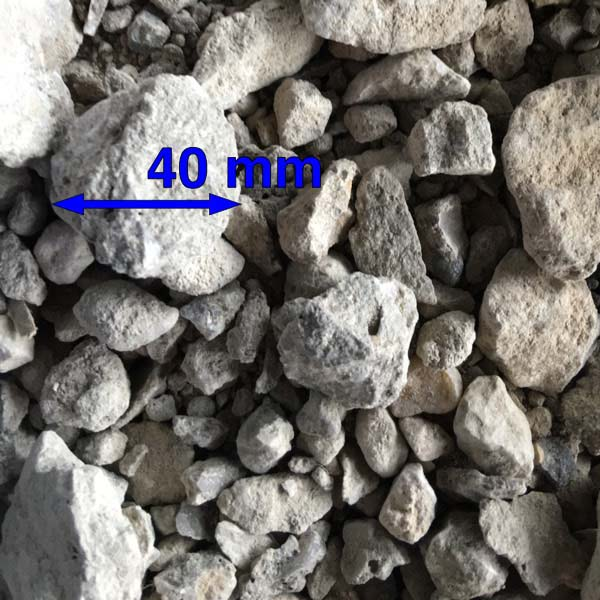 MOT Type 1 recycled concrete Clause 803