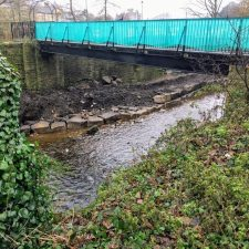 boulders river defence project holmfirth