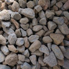 clean stone aggregate