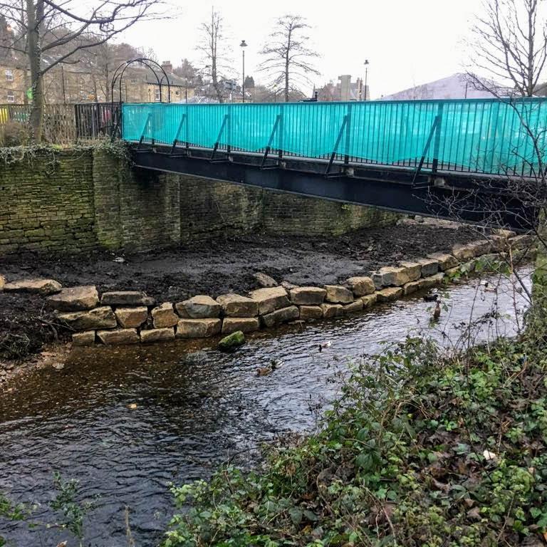 boulders river defence project